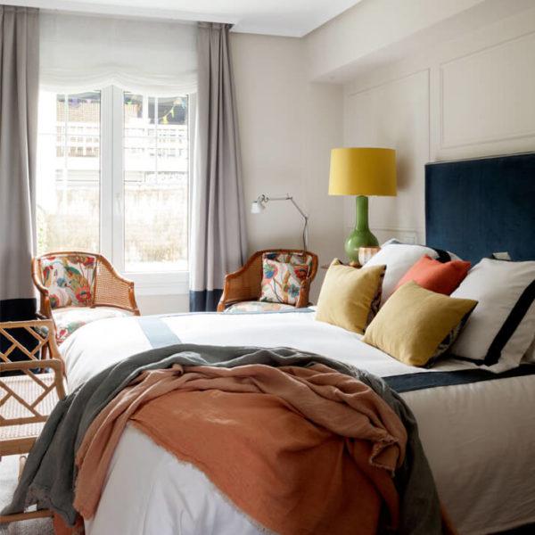 Dormitorio-Reforma Integral Vivienda Getxo