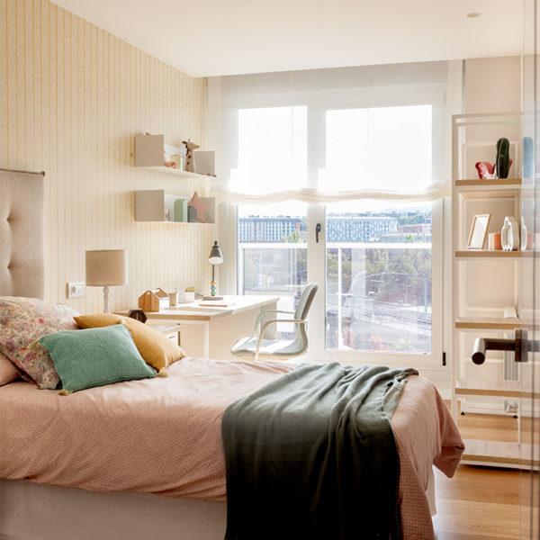 Interiorismo, Reformas de casa en Bizkaia. Habitación adolescente