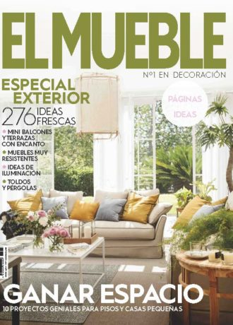 Portada Revista El Mueble