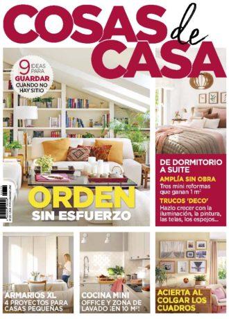 REVISTA COSAS DE CASA MAYO – INFORME ESPACIO