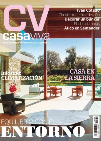 Revista Casa Viva Reforma con terraza en Getxo